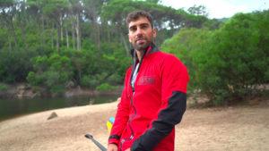 Vidéo Supskin, fabricant de combinaisons sèches au Portugal