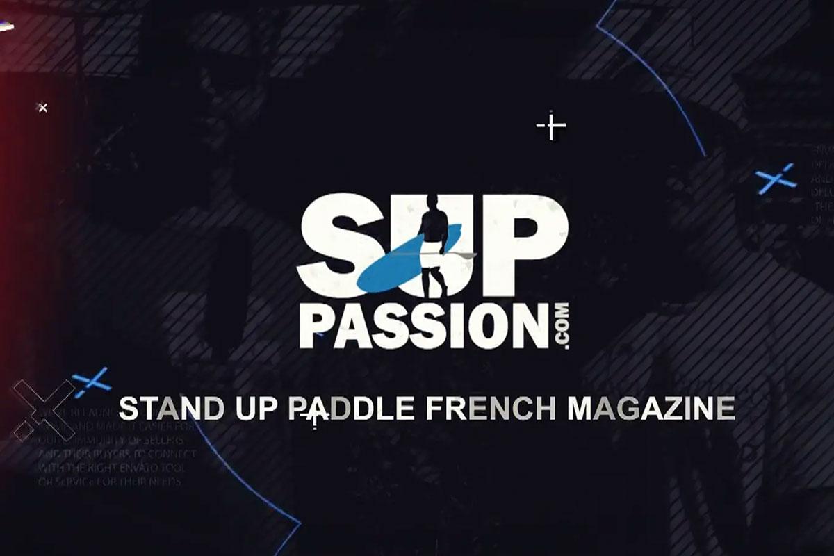 Spot Pub vidéo Sup Passion Euro Tour Contest