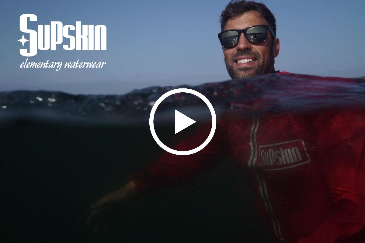 Vidéos Supskin teaser combinaisons déches