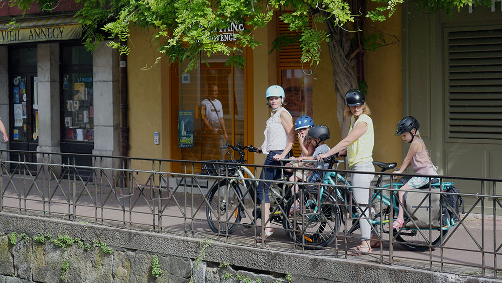 Vidéo Yuba Bikes électrique Boda Boda