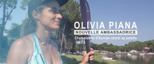 Olivia Piana, ambassadrice Caseproof