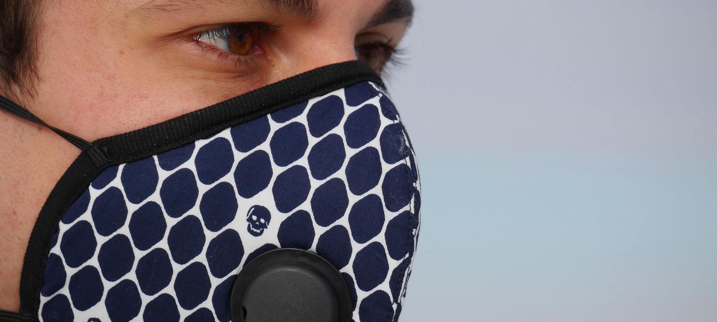 Blossum Mask anti-pollution