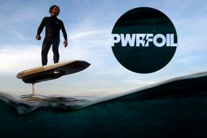 Shooting photo aquatique PWR Foil