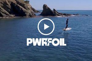 Vidéo PWR Foil électrique, une révolution