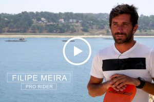 Vidéo Pro Rider Stand up paddle race Filipe Meira