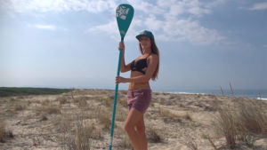 Extremotion Communication, stand up paddle