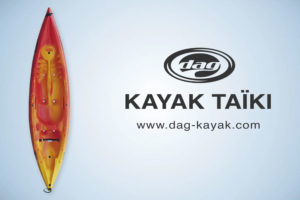 Vidéo présentation DAG Taiki kayak