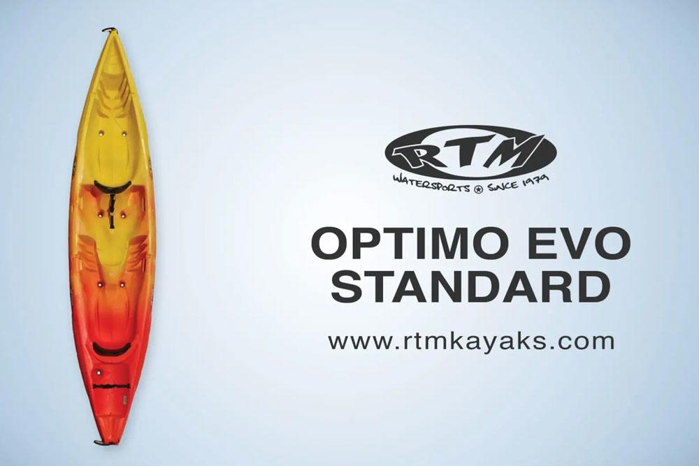 Vidéo produit RTM Kayak Optimo
