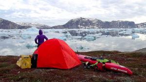 Expédition stand up paddle au Groenland par Ingrid Ulrich - Episode 1