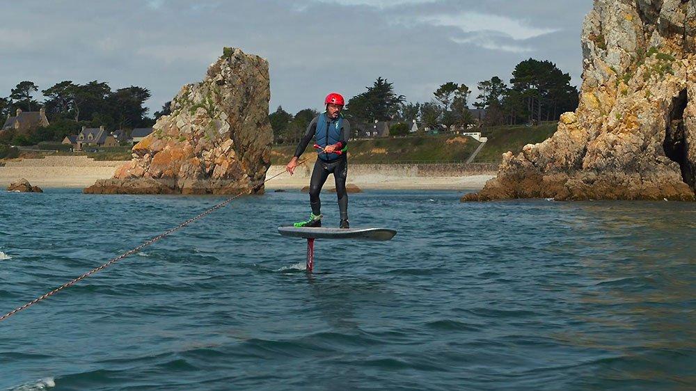 Ocean Paddle Camp, apprendre le Foil - Teaser