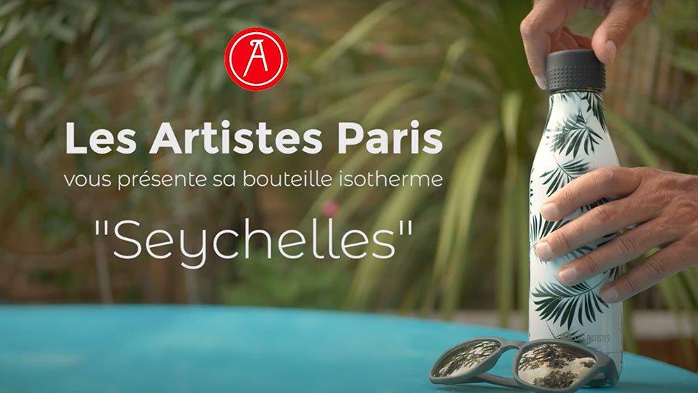 Vidéo Les Artistes Paris Surf spirit